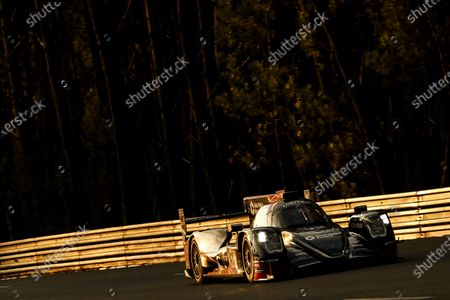 #32 United Autosports Oreca 07 - Gibson: William Owen / Alex Brundle / Job Van Uitert