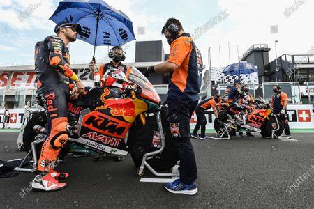 Editorial photo of Moto2, Misano II, Misano World Circuit Marco Simoncelli, San Marino - 20 Sep 2020