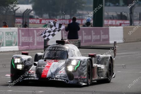 Editorial photo of Le Mans, 24 Hours of Le Mans, Circuit de la Sarthe, France - 20 Sep 2020