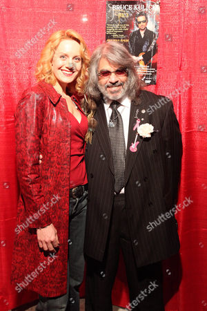 Stock Image of Eileen Grubba and David Levy