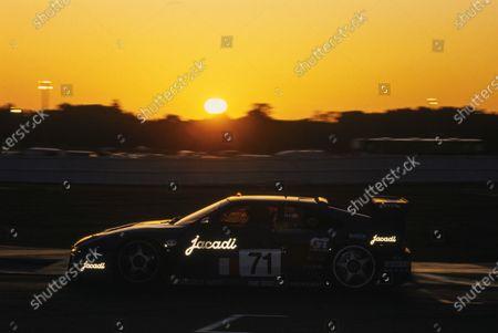 Editorial image of Le Mans, 24 Hours of Le Mans, Circuit de la Sarthe, France - 20 Jun 1993