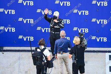 Editorial image of Formula 1, Russian GP, Sochi Autodrom, Russian Federation - 27 Sep 2020