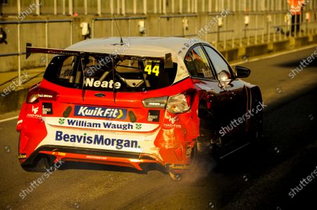 Andy Neate (GBR) - Motorbase Performance Ford Focus