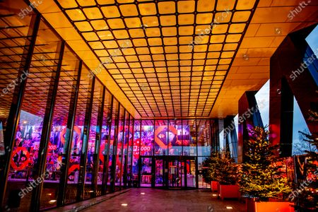 Editorial picture of 'Top 2000 Cafe' virtual show, Hilversum, The Netherlands - 28 Dec 2020