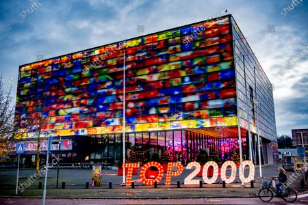 Editorial photo of 'Top 2000 Cafe' virtual show, Hilversum, The Netherlands - 28 Dec 2020