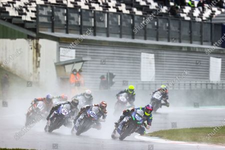 Editorial image of World Superbike, Magny-Cours, Circuit de Nevers Magny-Cours, France - 03 Oct 2020