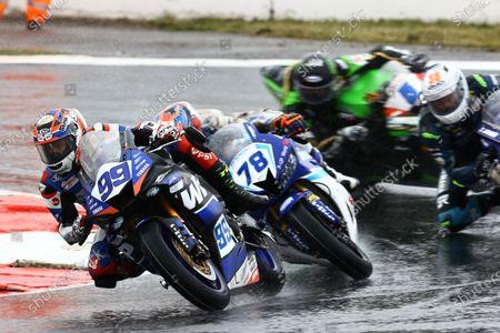 Stock Image of Danny Webb, WRP Wepol Racing.