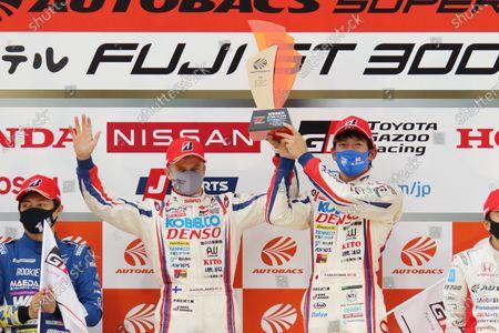 Editorial picture of Super GT, Fuji III, Fuji International Speedway, Japan - 04 Oct 2020
