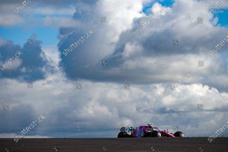 Editorial image of Formula 1, Eifel GP, Nürburgring, Germany - 11 Oct 2020