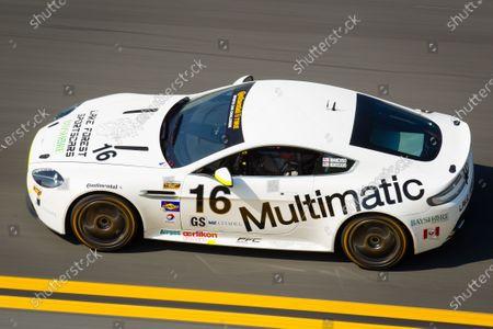 Editorial image of Grand-Am, Daytona 24, Daytona International Speedway, United States of America - 25 Jan 2013