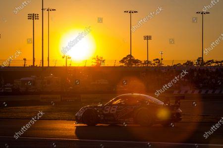 Editorial image of Grand-Am, Daytona 24, Daytona International Speedway, United States of America - 26 Jan 2013