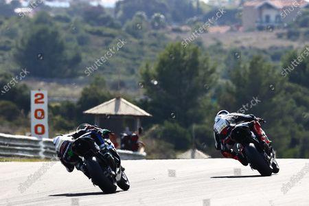 Tom Sykes, BMW Motorrad WorldSBK Team, Eugene Laverty, BMW Motorrad WorldSBK Team.