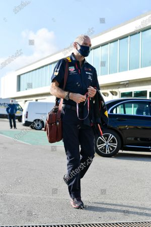 Adrian Newey, Chief Technical Officer, Red Bull Racing