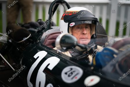 Editorial photo of Vintage, Goodwood SpeedWeek, Goodwood Circuit, United Kingdom - 18 Oct 2020