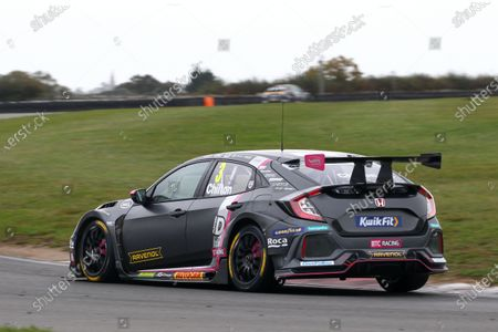 Tom Chilton (GBR) - BTC Racing Honda Civic Type R