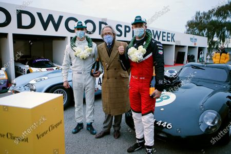 Editorial image of Vintage, Goodwood SpeedWeek, Goodwood Circuit, United Kingdom - 18 Oct 2020
