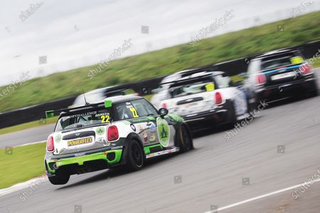 Stock Picture of Oliver Barker - Mini Challenge