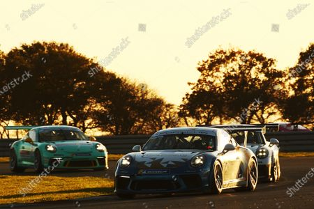 Editorial picture of Porsche Carrera Cup (GB), Snetterton, Snetterton, United Kingdom - 25 Oct 2020