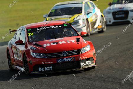 Stock Photo of Nicolas Hamilton (GBR) - ROKiT Racing with Team HARD