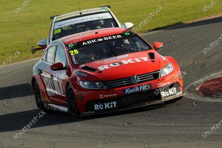 Stock Image of Nicolas Hamilton (GBR) - ROKiT Racing with Team HARD