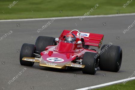 Editorial image of Vintage, Goodwood SpeedWeek, Goodwood Circuit, United Kingdom - 17 Oct 2020