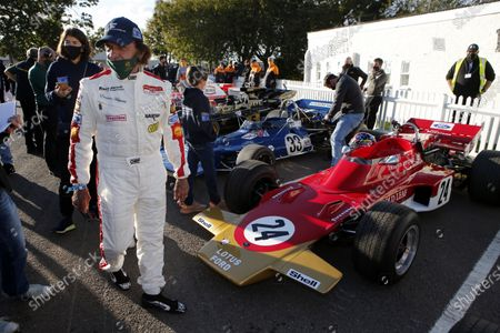 Editorial picture of Vintage, Goodwood SpeedWeek, Goodwood Circuit, United Kingdom - 16 Oct 2020
