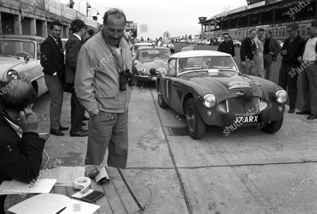 Donald Morley / Erle Morley, Austin Healey 3000.