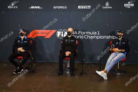 Editorial picture of Formula 1, Emilia-Romagna GP, Imola, Italy - 30 Oct 2020