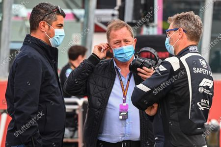 Editorial photo of Formula 1, Emilia-Romagna GP, Imola, Italy - 01 Nov 2020