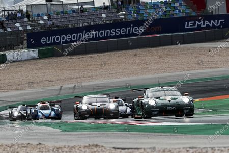 #93 Porsche 911 RSR / PROTON COMPETITION / Felipe Laser / Richard Lietz / Michael Fassbender