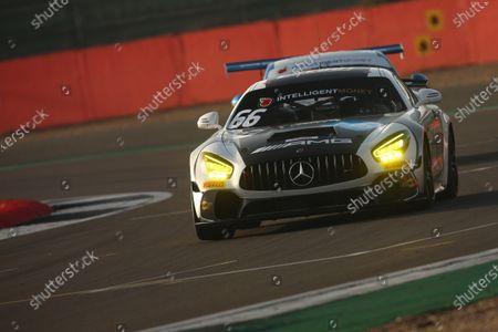 #66 Nick Jones / Scott Malvern - Team Parker Racing Mercedes-AMG GT4
