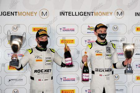 #2 James Baldwin / Michael O'Brien - Jenson Team Rocket RJN McLaren 720S GT3