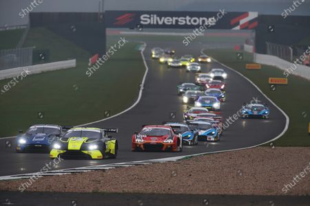 Editorial picture of British GT, Silverstone, Silverstone, United Kingdom - 08 Nov 2020