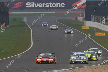 Stock Picture of #30 Richard Williams / Sennan Fielding - Steller Motorsport Audi R8 LMS GT3