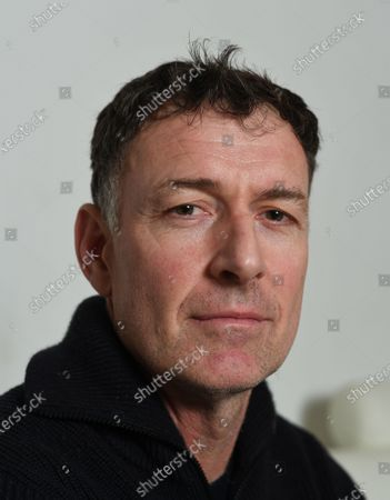 Editorial image of Chris Sutton photo shoot, London, UK - 29 Dec 2020