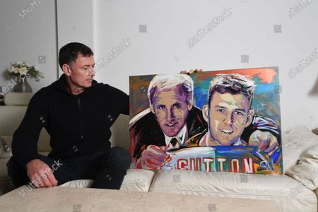 Football's dementia scandal Chris Sutton's father Mike, a former footballer, passed away on boxing day after suffering with dementia for a decade. this is his son's powerful tribute it wasn't fair for my dad's life to end in this way. Alone in a room in a world of his own, without any member of his family by his side. Over the last decade my proud dad has been stripped, slowly and piece by piece, of his dignity by dementia. I only hope and pray that somehow, when he was taking his final breaths, he knew how much people respected and thought of him, and how much his family and close friends loved him.