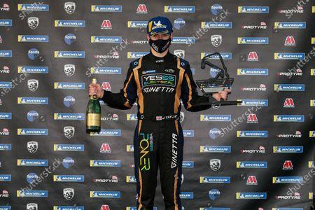 Editorial image of Ginetta GT5 Challenge, Silverstone GP, Silverstone, United Kingdom - 07 Nov 2020