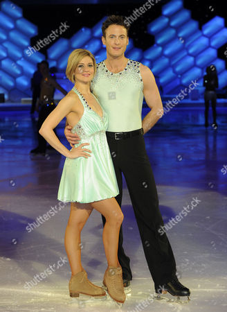 Gary Lucy and Maria Fillipov