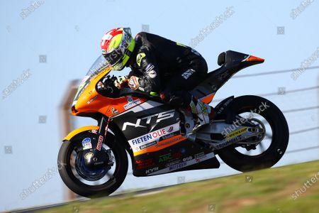 Dominique Aegerter, RW Racing GP.