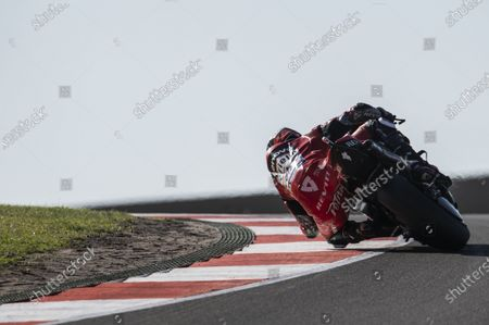 Editorial photo of MotoGP, Portuguese GP, Algarve International Circuit, Portugal - 21 Nov 2020
