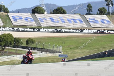 Stock Image of Danilo Petrucci, Ducati Team.