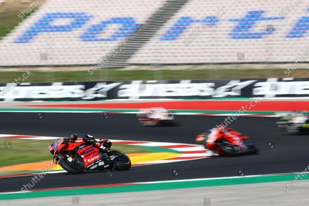 Editorial image of MotoGP, Portuguese GP, Algarve International Circuit, Portugal - 21 Nov 2020