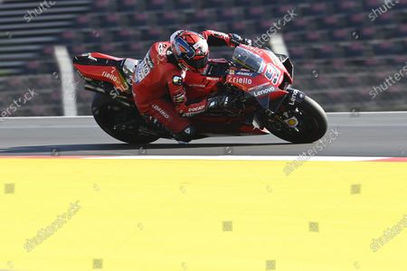 Stock Picture of Danilo Petrucci, Ducati Team