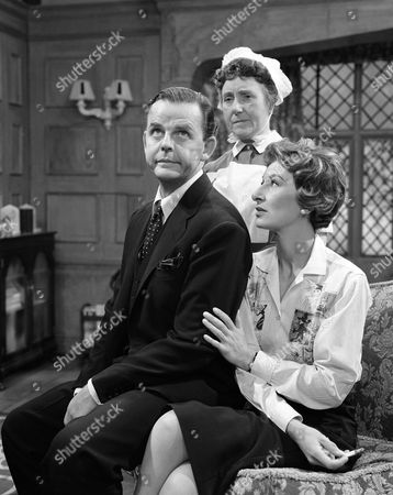 'ITV Play of the Week' -  The Happy Man : David Tomlinson, Gwen Nelson, Patricia Jessel.
