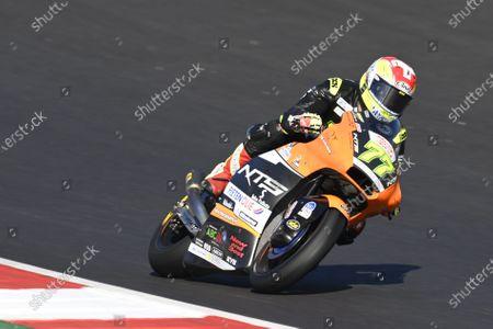 Dominique Aegerter, RW Racing GP