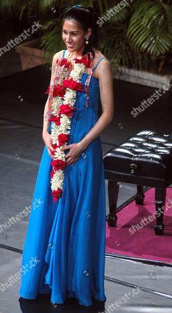 Editorial photo of Mishka Rushdie Momen piano recital at the National and Centre for Performing Arts, Mumbai, India - 26 Mar 2010