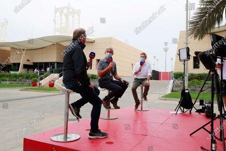 Editorial picture of Formula 1, Bahrain GP, Bahrain International Circuit, Bahrain - 27 Nov 2020