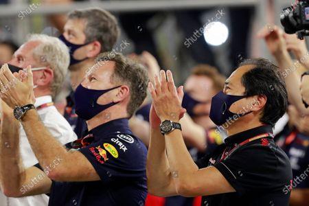 Editorial photo of Formula 1, Bahrain GP, Bahrain International Circuit, Bahrain - 29 Nov 2020