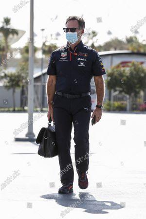 Editorial picture of Formula 1, Abu Dhabi GP, Yas Marina Circuit, United Arab Emirates - 11 Dec 2020