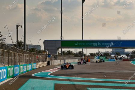 Editorial picture of Formula 1, Abu Dhabi GP, Yas Marina Circuit, United Arab Emirates - 12 Dec 2020